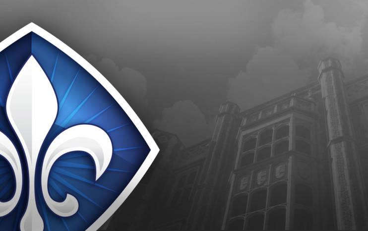 sluh logo, logo design