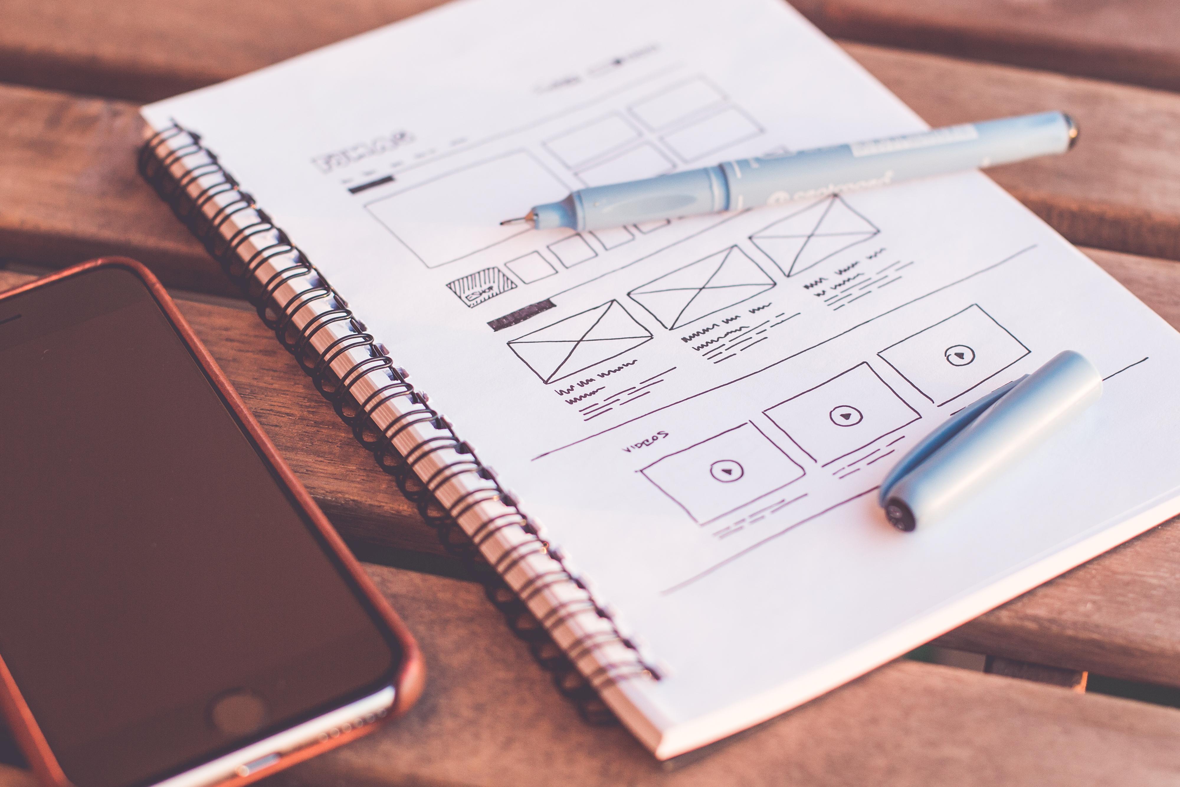 Web design | wireframe