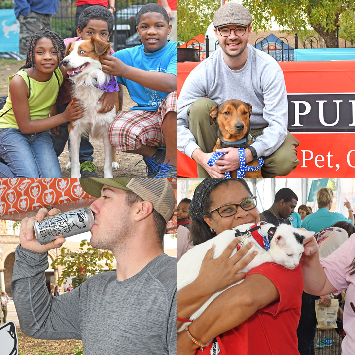 Purina Urban Chestnut event