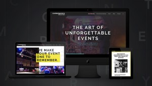 Website redevelopment for Contemporary Productions. Paradigm recently designed and developed a new website for Contemporary Productions.