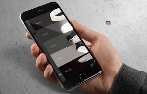 OCL mobile web design