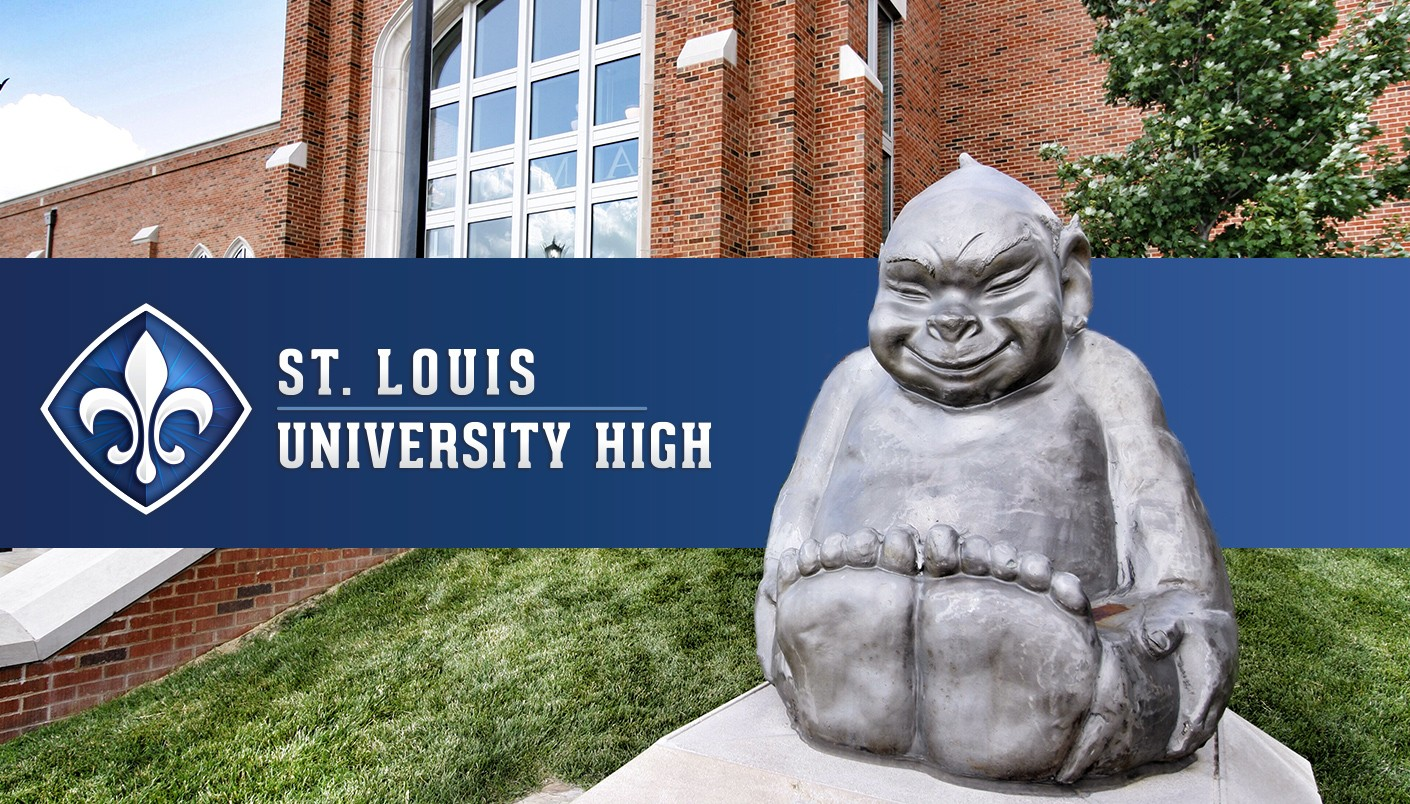 We worked with Saint Louis University High School to refresh their brand mark and develop brand guidelines for logo usage.
