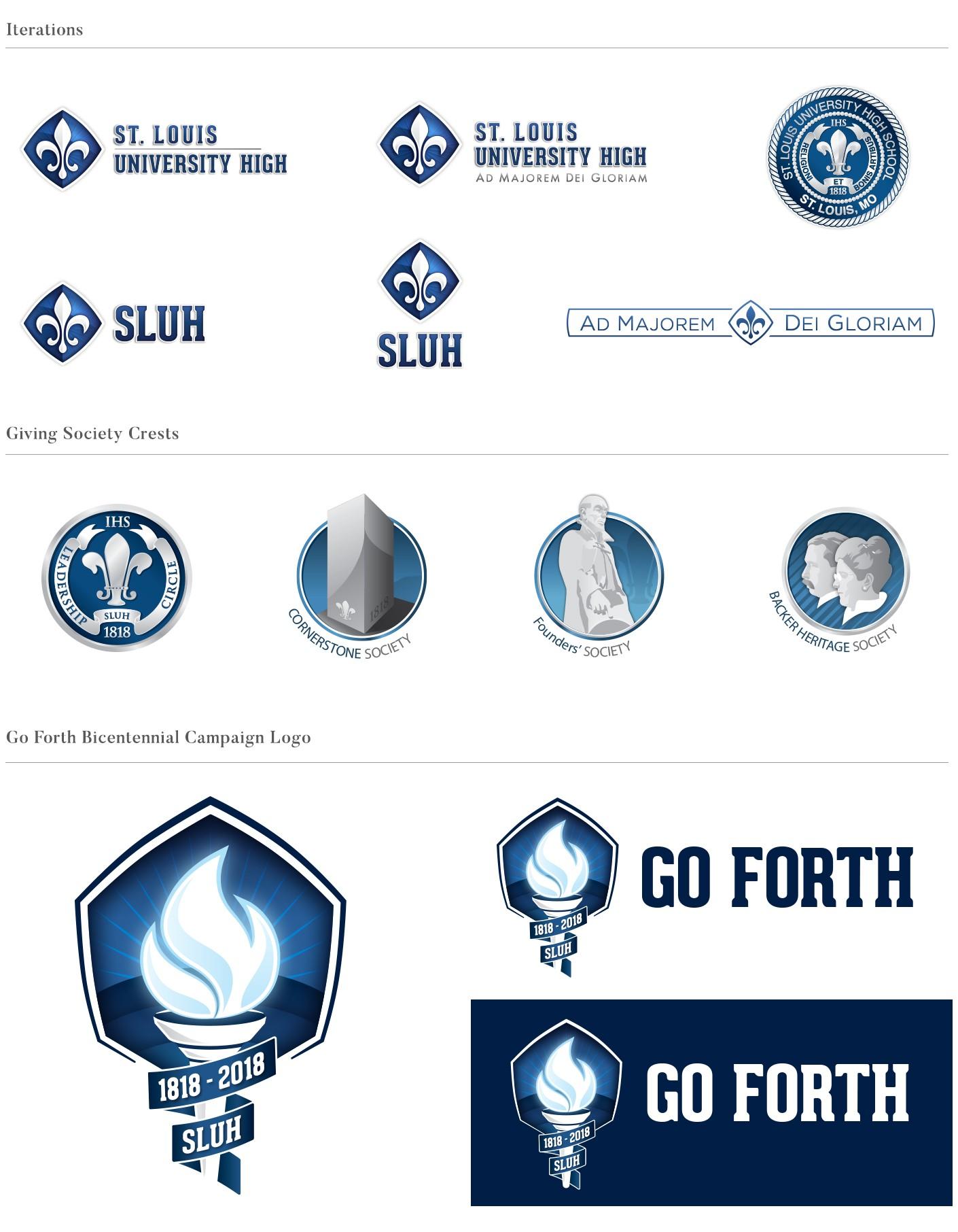 sluh branding and logo design