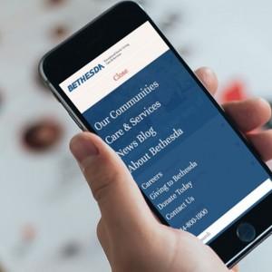 bethesda mobile friendly web design
