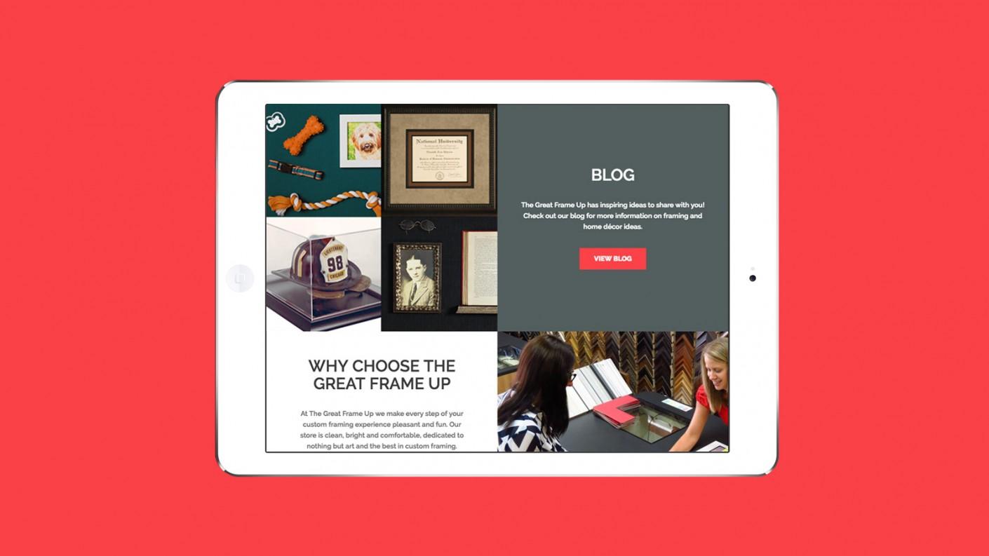 FCI mobile friendly web design