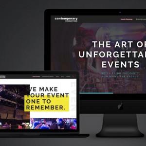 new website development