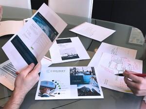 conway web design process