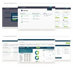 conway client portal design
