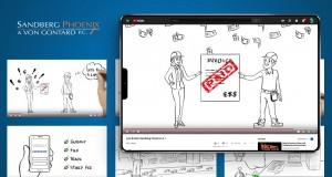 explainer video for sandberg phoenix