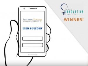 Lien Builder mobile app