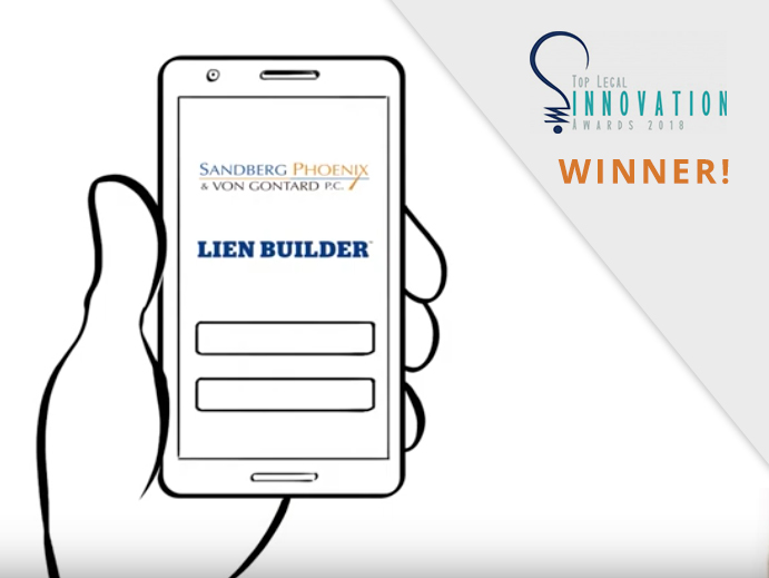 Lien Builder mobile app
