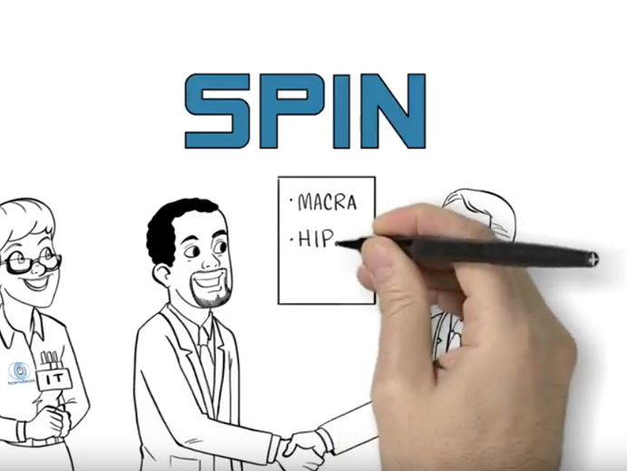 Sandberg Phoenix explainer video sketch