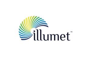 illumet logo on white background